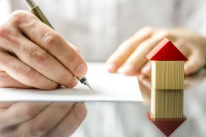 transferring property title deed